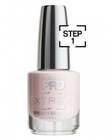 Mollon PRO EXTREME SMOOTH BASE COAT 1