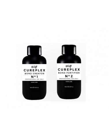 CUREPLEX NO. 1 BOND CREATOR 100 ML + NO. 2 BOND FORTIFIER 100 ML