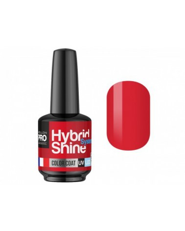 MOLLON PRO Hybrid Shine System - Color UV/LED - 2/44 FRAMBOISE DOUCE 8ml