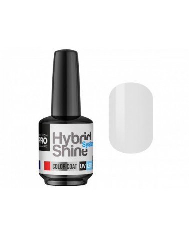 MOLLON PRO Hybrid Shine System - Color UV/LED - 2/127 WHITE FOG 8ml