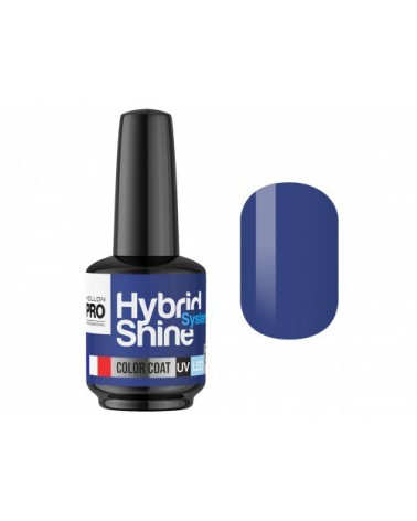 MOLLON PRO Hybrid Shine System - Color UV/LED - 2/130 BLUE ECSTASY 8ml