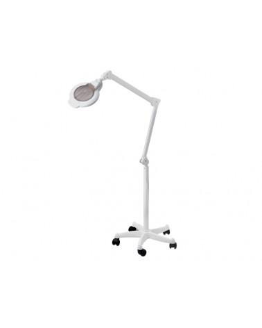 LAMPA LUPA LED AZZURRO H6001L - 5 i 8 DIOPTRI