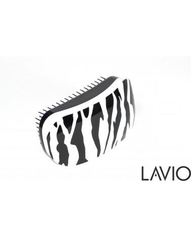LAVIO Detangler szczotka  rozplątująca do włosów kolor Biała zebra