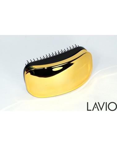 LAVIO Detangler szczotka  rozplątująca do włosów kolor złoty