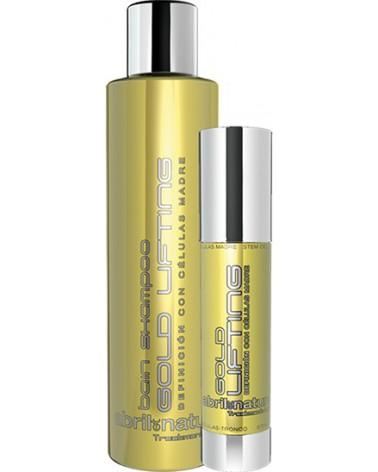 Abril et Nature Gold Lifting Treatment, kuracja definiująca, 500 ml