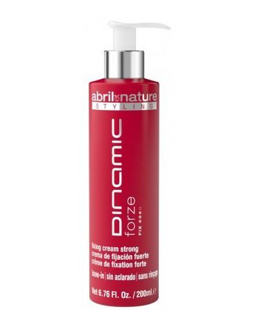 Abril et Nature Dinamic Cream Forze, mocny krem do modelowania włosów, 200ml