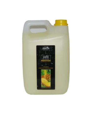 JOANNA Szampon do wszystkich rodzajów włosów ananasowy  5l