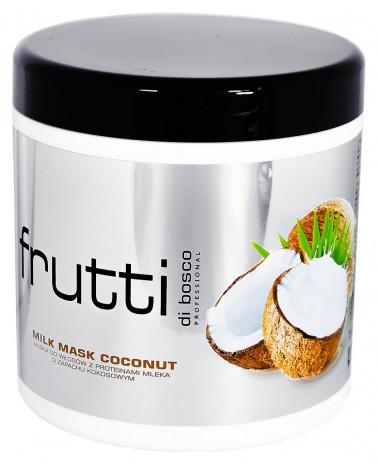Frutti di bosco maska kokos 1L