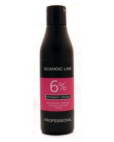 SCANDIC Woda utleniona 6% Oxydant Creme 1l