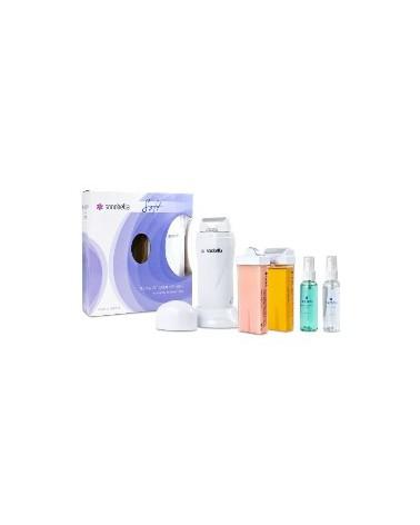 SBS Podgrzewacz Sonobella Soft + 2 woski, paski i kosmetyki