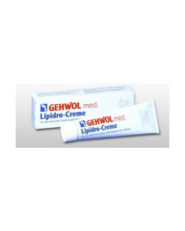 Gehwol Lipidro krem silnie nawilżający  do wrażliwych i suchych stóp 125 ml