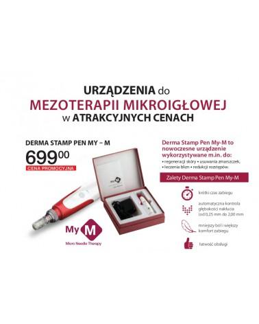 Bielenda Derma Stamp Pen My-M urządzenie do terapii mikroigłowej