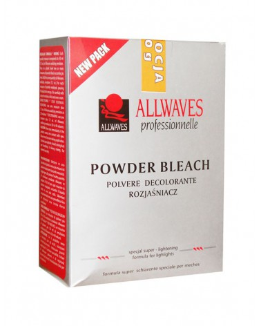 Allwaves Powder Bleach - rozjaśniacz 1000g
