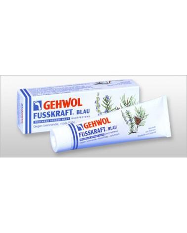 GEHWOL FUSSKRAFT blau balsam z mocznikiem do suchych i zmeczonych stóp 125ml