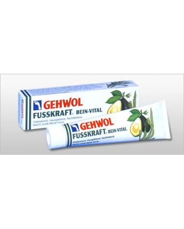 Gehwol Fusskraft Bein-Vital balsam witalizujący do codziennej pielęgnacji stóp i nóg 125ml