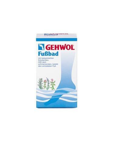 Gehwol Fussbad sól ziołowa do kąpieli stóp 400g