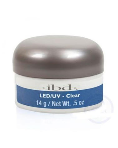 IBD LED/UV GEL 14G CLEAR