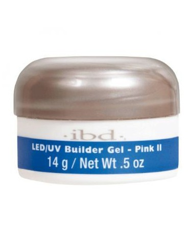 IBD LED/UV BUILDER GEL 14G PINK II