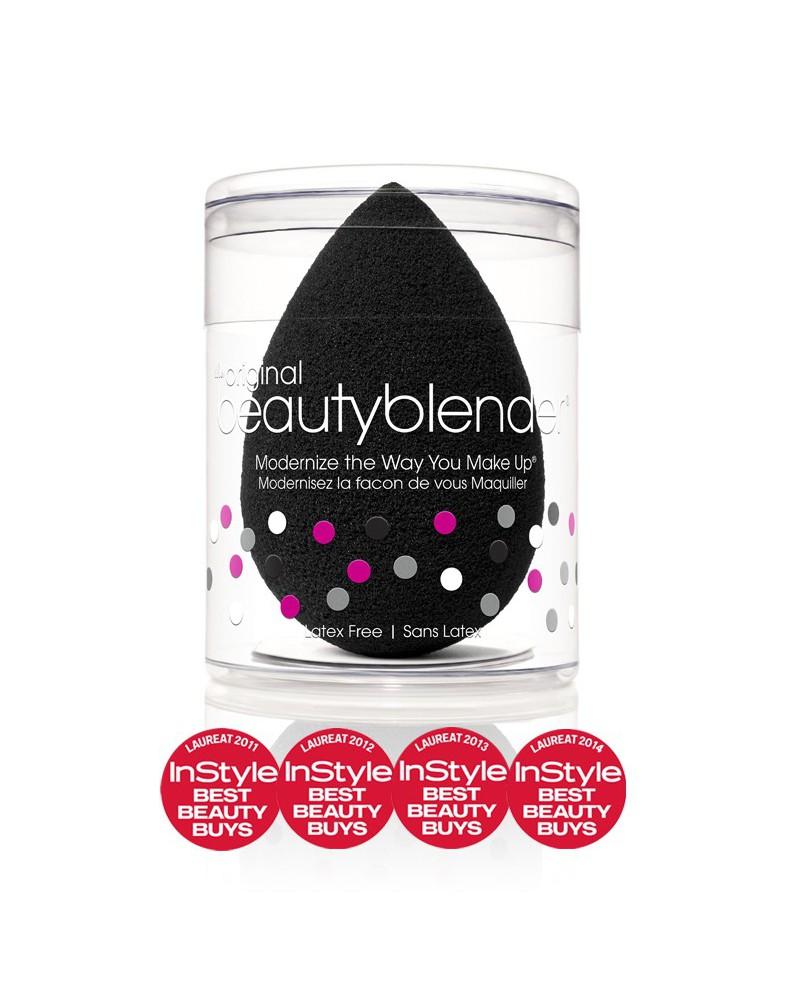BeautyBlender PRO Gąbka do nakładania makijażu - Czarna