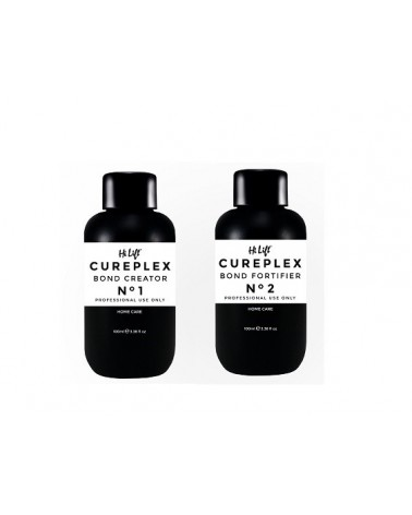 CUREPLEX NO. 1 BOND CREATOR 100 ML + NO. 2 BOND FORTIFIER 100 ML