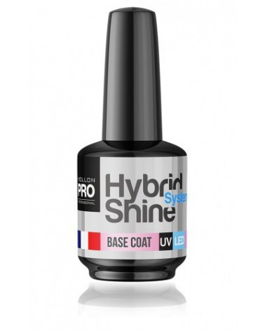 MOLLON Hybrid Shine System - Base Coat UV/LED 8ml