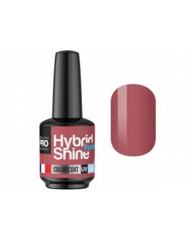 MOLLON PRO Hybrid Shine System - Color UV/LED - 2/13 MAUVE 8ml