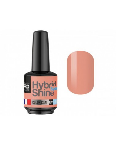 MOLLON PRO Hybrid Shine System - Color UV/LED - 2/128 NUDE POWDER 8ml