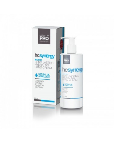 MOLLON PRO HCSYNERGY - LONG LASTING HYDRATING HAND CREAM 250ml