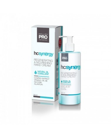 MOLLON PRO HCSYNERGY - REGENERATING & NOURISHING HAND CREAM 250ml