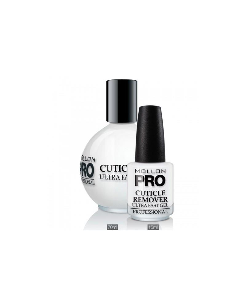 MOLLON PRO Cuticle Remover Ultra Fast Gel 15ml