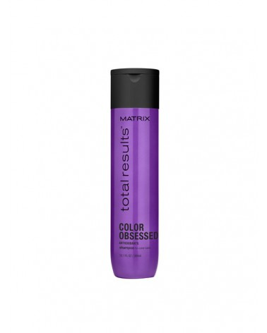 MATRIX COLOR OBSESSED SZAMPON Z ANTYOKSYDANTEM 300ml