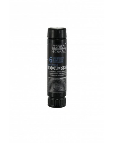 Loreal Homme Cover 5' NO 6 Ciemny blond 3x50ml