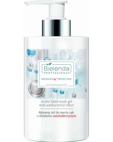 Bielenda professional Handspiration Aktywny żel do mycia rąk o działaniu antybakteryjnym 290g