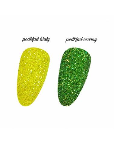 Chiodo PRO efekt brillant - Lemon
