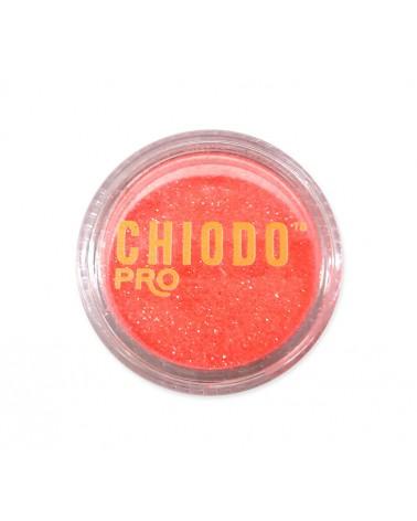 Chiodo PRO efekt ISKRZĄCYCH SIĘ DROBINEK Orange Glitter
