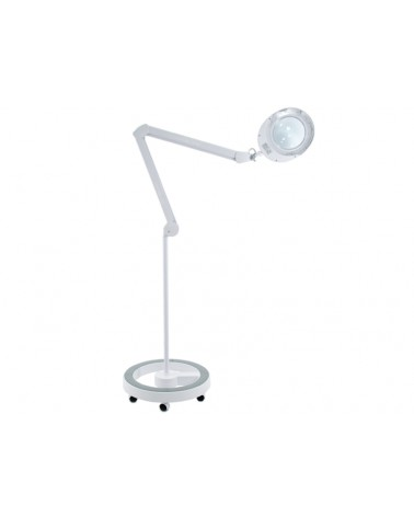 LAMPA LUPA ELEGANTE 6025 60 LED SMD 5D ZE STATYWEM