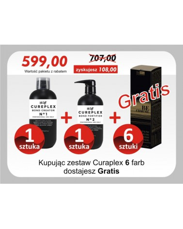 Zestaw Curaplex + GRATIS !!!