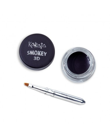 Karaja Smokey 3D Karaja eyeliner w żelu