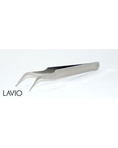 Lavio Pęseta skośna ze stali nierdzewnej