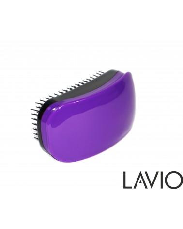 LAVIO Detangler szczotka  rozplątująca do włosów kolor fioletowy