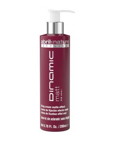 Abril et Nature Dinamic Cream Matt, matowy krem do modelowania włosów, 200ml