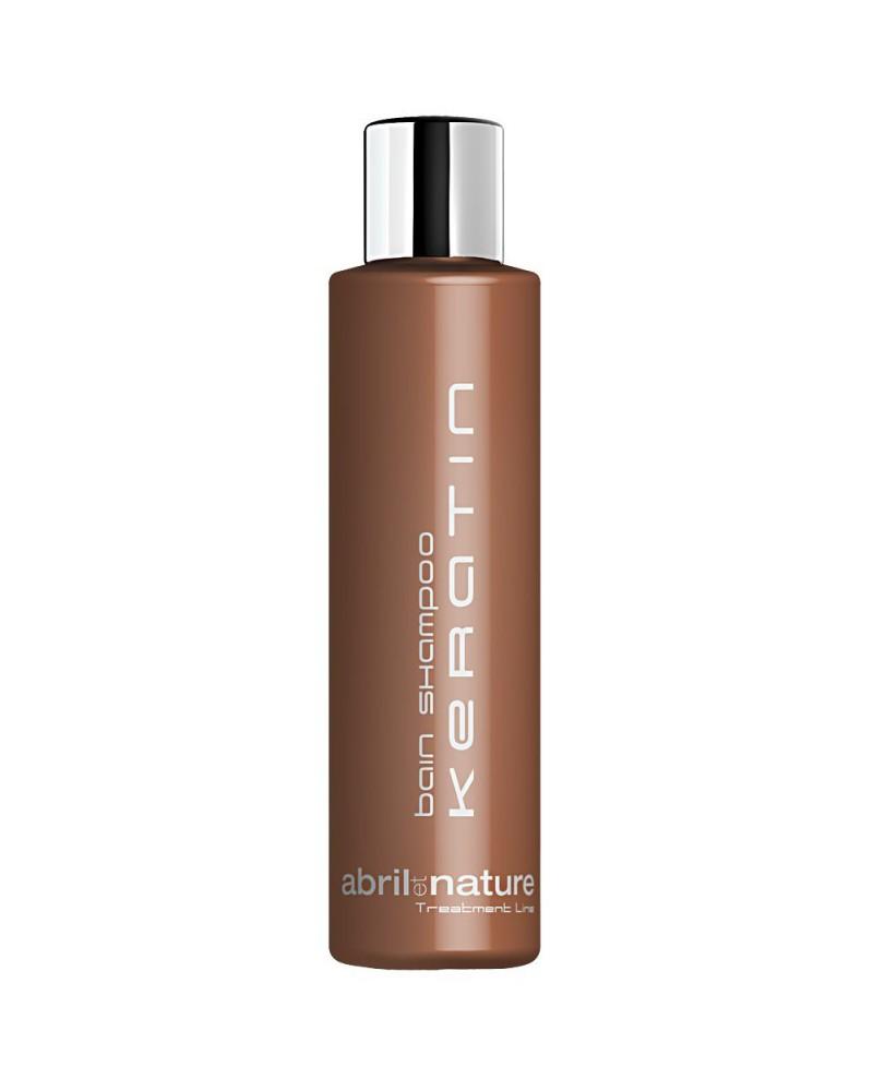 Abril et Nature Bain Shampoo Keratin 1000 ml.