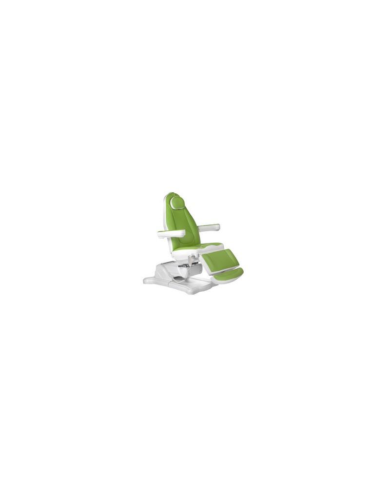 Elektryczny Fotel Kosmetyczny Mazaro Br 6672 Zielo