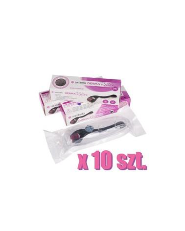 10x Sonobella Dermaroller 540 igieł 3,0mm