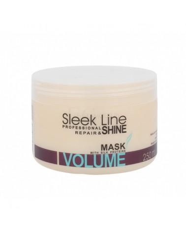 Stapiz Maska z jedwabiem - Sleek line - Volume Non-Stop 250ml