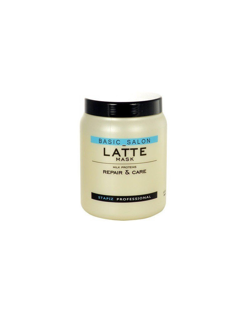 Stapiz Latte Mask maska z proteinami mlecznymi 1l