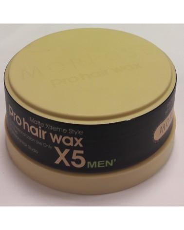 MORFOSE Pro Hair Wax  X5 Pasta / Wosk matujący 150 ml