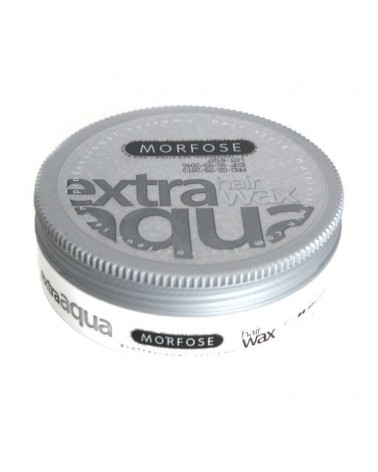 MORFOSE EXTRA AQUA HAIR WAX GEL WOSK ŻEL 175ML
