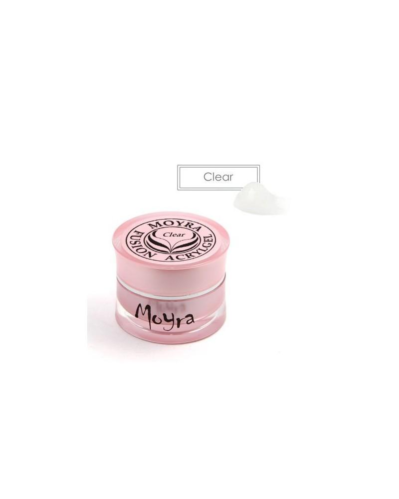 Moyra Fusion Acrylgel Clear 5g