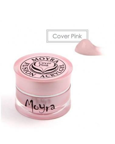 Moyra Fusion Acrylgel Cover Pink 5g